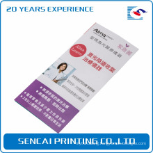 Printing high quality soft cover hospital medical promotion table Books, magazines, full color comic books