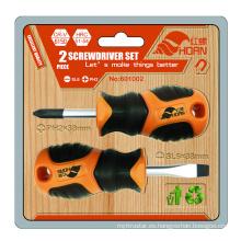 Destornillador en blister S2 / CRV