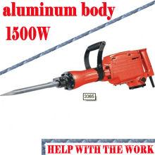QIMO Profesional de la demolición rompedor / martillo martillo Herramientas eléctricas 3365 65 mm yongkang