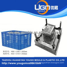 zhejiang taizhou huangyan food container mould maker and 2013 New household plastic injection tool box mouldyougo mould