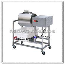 Machine de marinage de viande d'acier inoxydable de K361