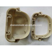 Peças plásticas rápidas do molde do silicone do molde da alta qualidade