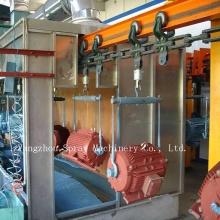 Linha de revestimento de alta qualidade para motores e outras máquinas elétricas