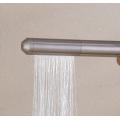 Tête de pulvérisateur de bidet à haute pression à deux fonctions Nettoyage de jet de toilette Shattaf Douche à main