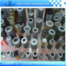 Eléments de filtre SUS 316L Vetex