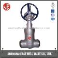 Válvula de retenção de cunha de auto-vedação de alta pressão