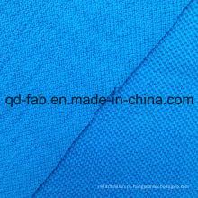 Tela de Jersey de malha de algodão / cânhamo (QF14-1458)