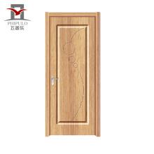 Nuevo diseño de puertas de PVC puertas interiores populares en la India
