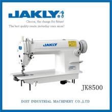 JK8500 Con estructura simple y fina Máquina de coser industrial de puntada de calar de alta velocidad
