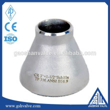 stainless steel 316 concentric reducer
