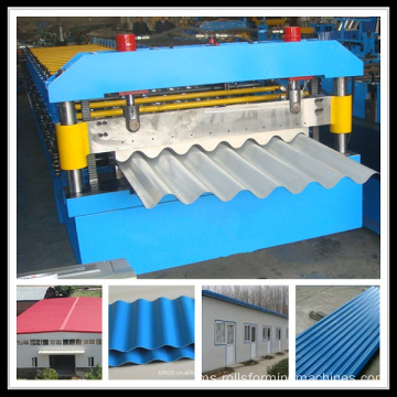 Rolling Machine Metal Corrugated Roll Forming Machine