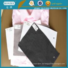 C8505 S / Weiß Hohe Qualität Shirts Interlining