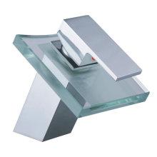 Torneira de bacia de vidro YN6666-A