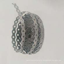 гальванизированная вешалка Переводины ногтевой пластины перфорированные обвязки ремень галстук