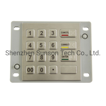 PCI 5 Approved Encrypting Pin Pad