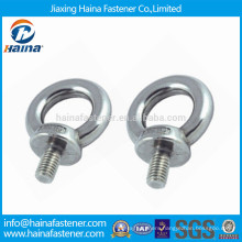 Stainless Steel 18-8 Eye Bolts