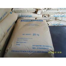 Citrato de sódio do produto comestível de alta qualidade (Na3C6H5O7)