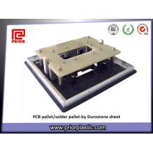 Durestone Plate /PCB Solder Pallet Materials
