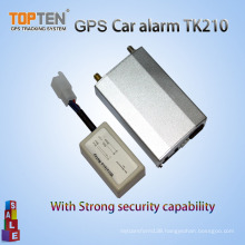 Wireless Anti-Theft GPS Tracker/Car Alarm Tk210 with FCC, CE Certificate for Car (WL)