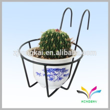 China-Lieferanten-Großhandelsqualitäts-Antike dekorative fantastische Metalldraht-Bonsais-Regal für Blumentopfanzeige