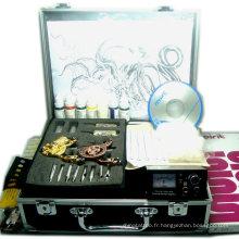 Kits personnalisables de tatouage avec machine rotative