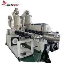 Máquina de tubos corrugados de plástico de doble pared PP