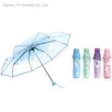 3 Fold Promotion Transparent Umbrellas