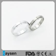 Anéis de centragem em alumínio KF Anéis de centragem em alumínio Componentes a vácuo