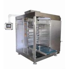 DXDK 1080 multi-lane máquina de embalagem de vedação de quatro lados