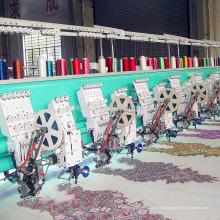 Enrolador / cordão / máquina de bordar computadorizada mista