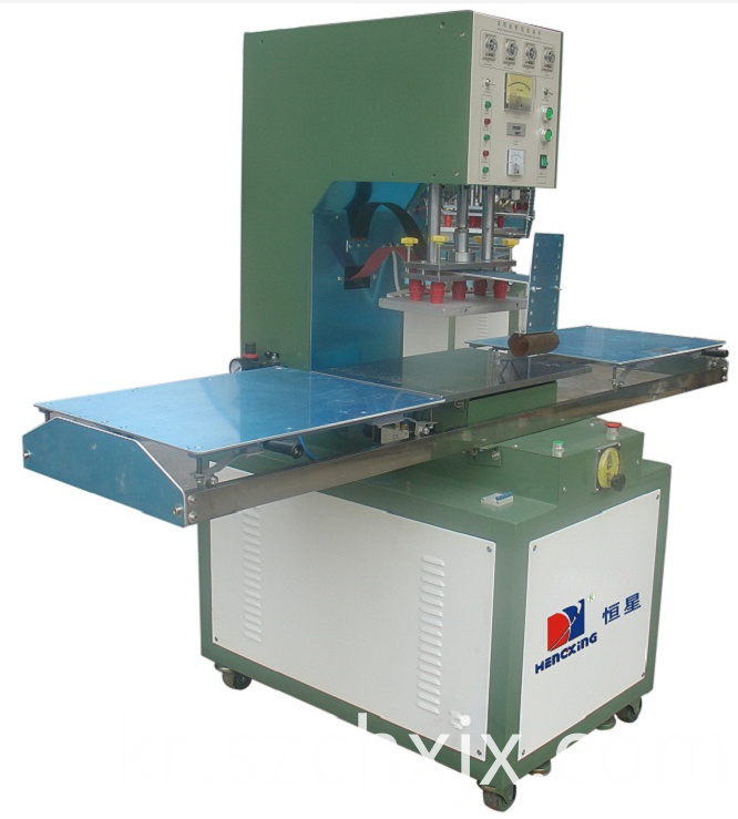 8KW high frequency plastic welding machine