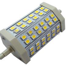 SMD 5050 LED 8W R7s Projecteur à LED pour remplacer la lampe aux halogénures