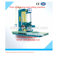 Used floor type boring and milling machine Price for hot sale in stock
