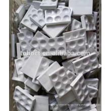 Venta caliente Toho porcelana esmaltada placas de observación para observar las reacciones de color