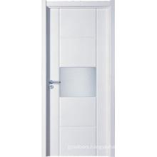 Wood Glass Door Design (WX-PW-314)