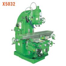 Cortador de engrenagem de operação fácil para serviço pesado fresamento vertical