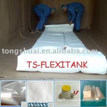 the 24tons top loading&top discharging flexitank