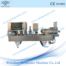 Cup Wash Liquid Coffee Cup Cake Filling Machine