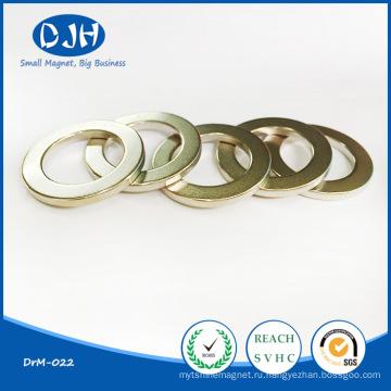 Постоянный спеченный магнитный материал Кольцевой магнит NdFeB для двигателя (DRM-022)