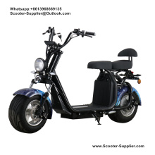 City Coc Scooter Version Eec Harley Citycoco 60v