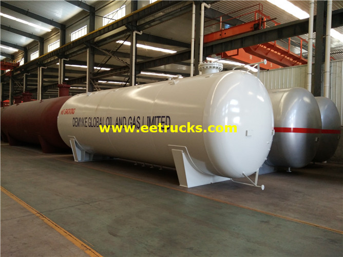 28MT Bulk Ammonia Gas Tanks