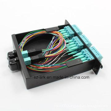 MPO Connector Fiber Optic Cassette (24core)