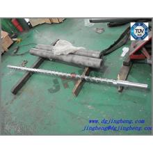 65mm Extruder maquinaria Tornillo