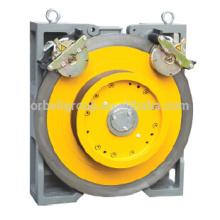 Machine de traction à engrenage sans ascenseur - Machine de traction par ascenseur