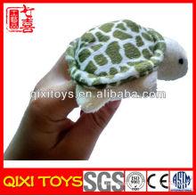 Education Story Telling Props Puppet Plush Tortoise Finger Puppet for Baby