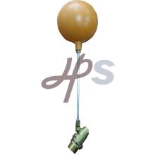 латунный плавая шариковый клапан с пластиковым шариком