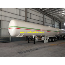 50000 Litres ASME NH3 Trailer Tankers