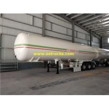 50000 Litres ASME NH3 Trailer Tankers