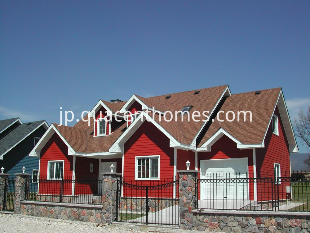 High Prefab Rate Steel House