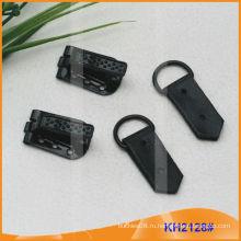 Модный латунный крюк и глаз для одежды KH2128